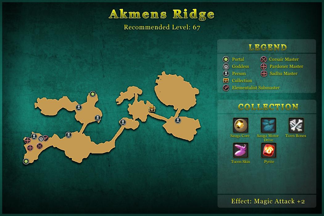 Akmens Ridge