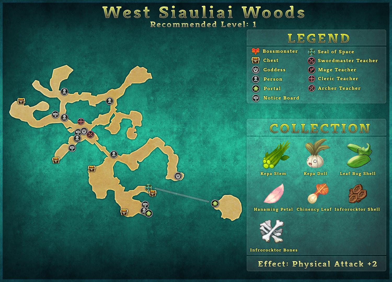 West Siauliai Woods
