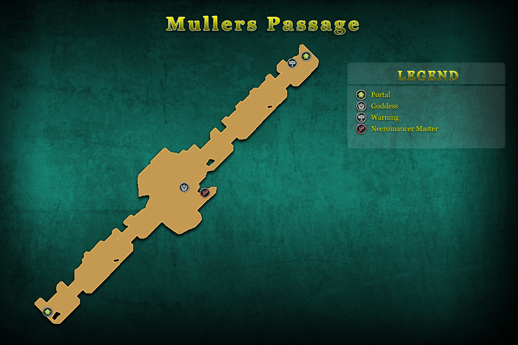 Mullers Passage
